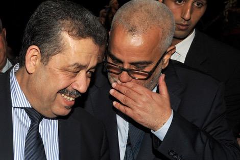 بنكيران يكشف عن الاحزاب التي أعلنت التحالف معه