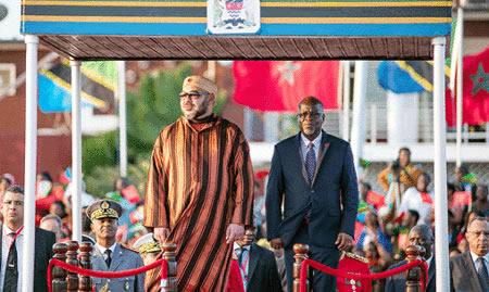 حضور دبلوماسي مغربي متصاعد في إفريقيا