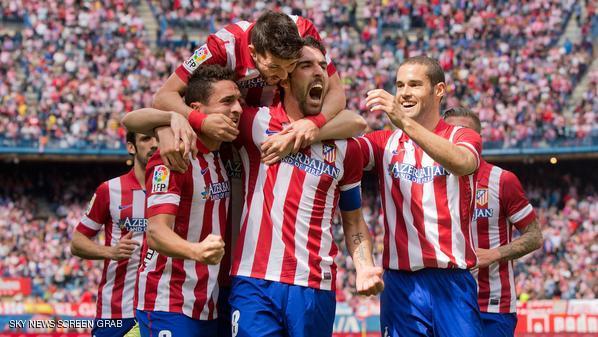 أتليتيكو مدريد يفوز على أرض بلنسية رغم إهدار ركلتي جزاء
