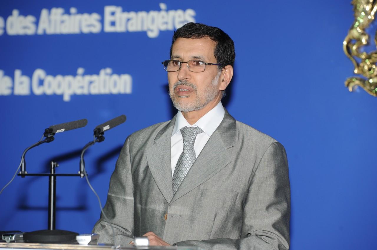 انتخابات 7 فوز سعد الدين العثماني و سعيد التدلاوي و الطاهر بنزار بالمقاعد الثلاثة المخصصة لعمالة المحمدية