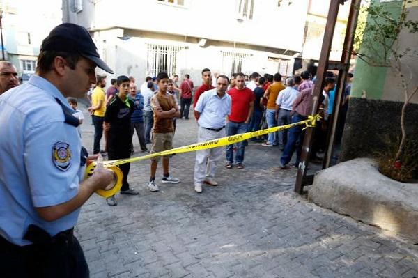 مقتل رئيس فرع حزب العدالة والتنمية