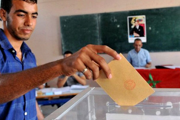تنغير: مستشار برلماني يخرق القانون الانتخابي يوم الاقتراع