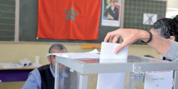 وزارة الداخلية: نسبة التصويت وصلت 10 بالمائة الى غاية منتصف النهار
