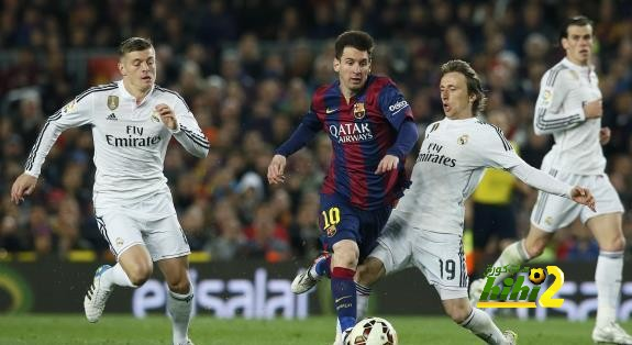 برشلونة وريال مدريد للعودة الى طريق الفوز