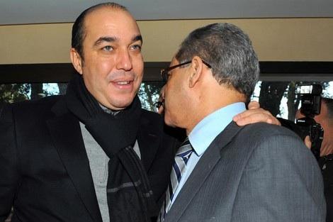 أوزين يعود للواجهة ويفوز بالمقعد البرلماني باحتلاله المرتبة الأولى في افران