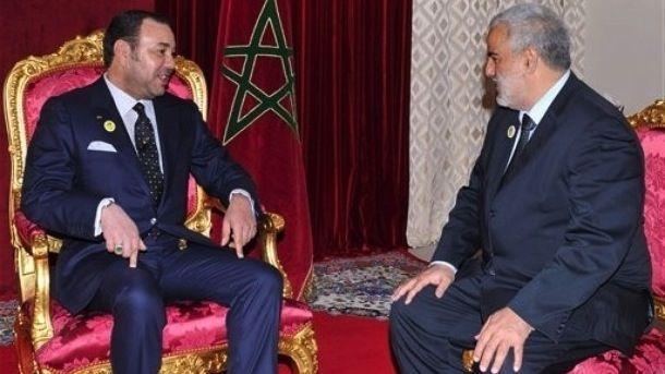 الملك محمد السادس يكلف ابن كيران بتشكيل الحكومة