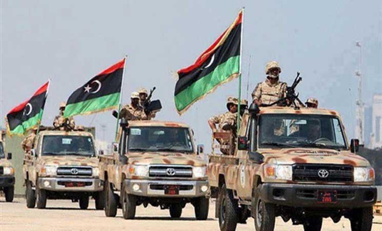 قوات موالية للحكومة في طرابلس تتقدم في سرت ومقتل 14 منها