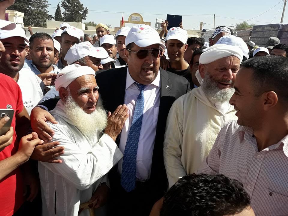 دعوة لدعم القوى الديمقراطية و الحداثية و التصويت على مرشحي الاتحاد الاشتراكي للقوات الشعبية نداء من فعاليات لمغاربة العالم
