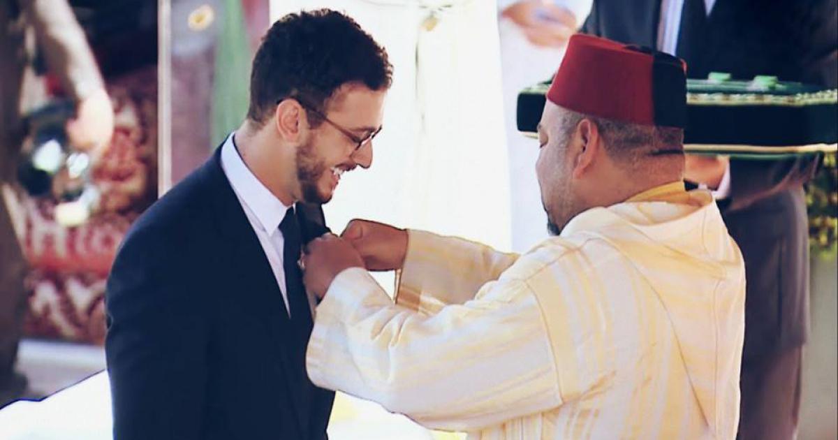 أسرة سعد لمجرد التمست دعم  الملك محمد السادس الذي استجاب في إطار قرينة البراءة و احترام استقلالية القضاء الفرنسي
