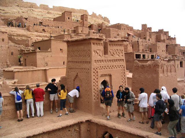 ارتفاع الناتج الدخلي الاجمالي لقطاع السياحة المغربية