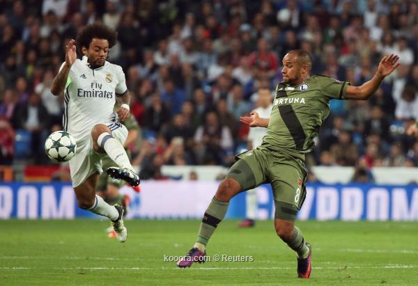 بالصور: ريال مدريد يسحق ليجيا وارسو.. والحظ يخاصم كريستيانو رونالدو