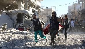 تأخر عمليات الاخلاء الطبية من شرق حلب بسبب انعدام الامن
