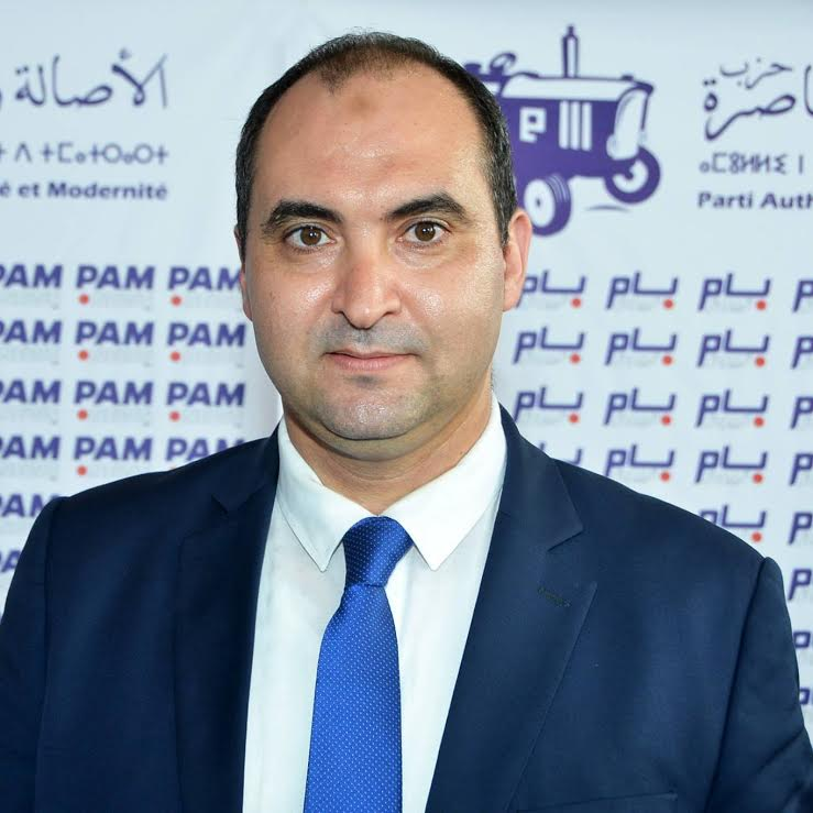 الناطق الرسمي باسم البام يؤكد أن مذكرة الحزب المرفوعة إلى  الملك غير مفتوحة
