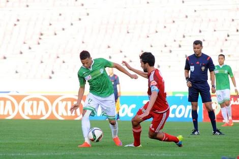 الوداد البيضاوي يفوز خارج ميدانه على أولمبيك خريبكة ب 3-2