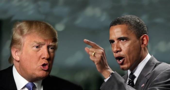 ترامب  الشعبوي في البيت الأبيض للقاء اوباما بعيدا عن اضواء الصحافة