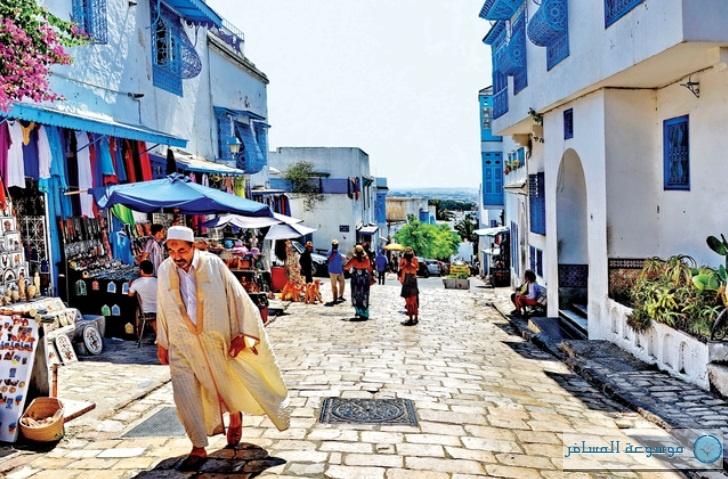 ايرادات السياحة في تراجع مستمر في تونس