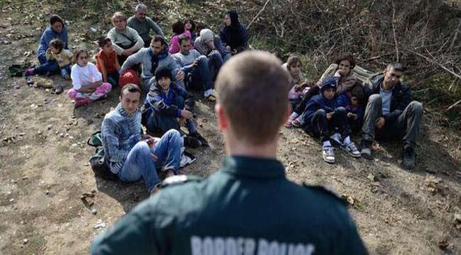 أردوغان يهدد بفتح حدود أوروبا أمام اللاجئين