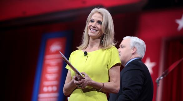 كيليان كونواي المرأة التي غيرت مسار حملة دونالد ترامب