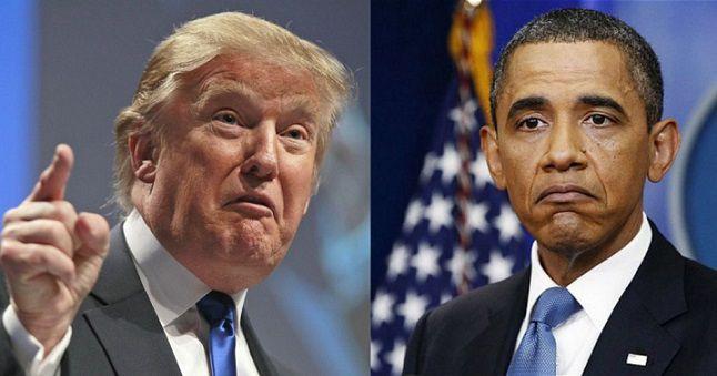 انتصار ترامب صفعة لأوباما