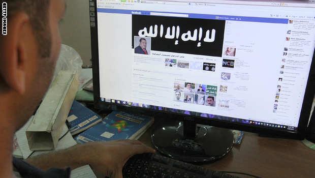 أمريكا تستخدم الفيسبوك للتدصي للدعاية الجهادية والتطرف