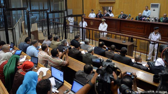 """محكمة مصرية تقضي بإعدام متهمين اثنين والسجن ل12 آخرين في قضية """"العائدون من ليبيا"""""""