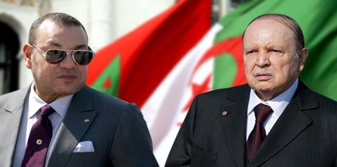 بوتفليقة للملك محمد السادس: حريص على تمتين العلاقات بين البلدين