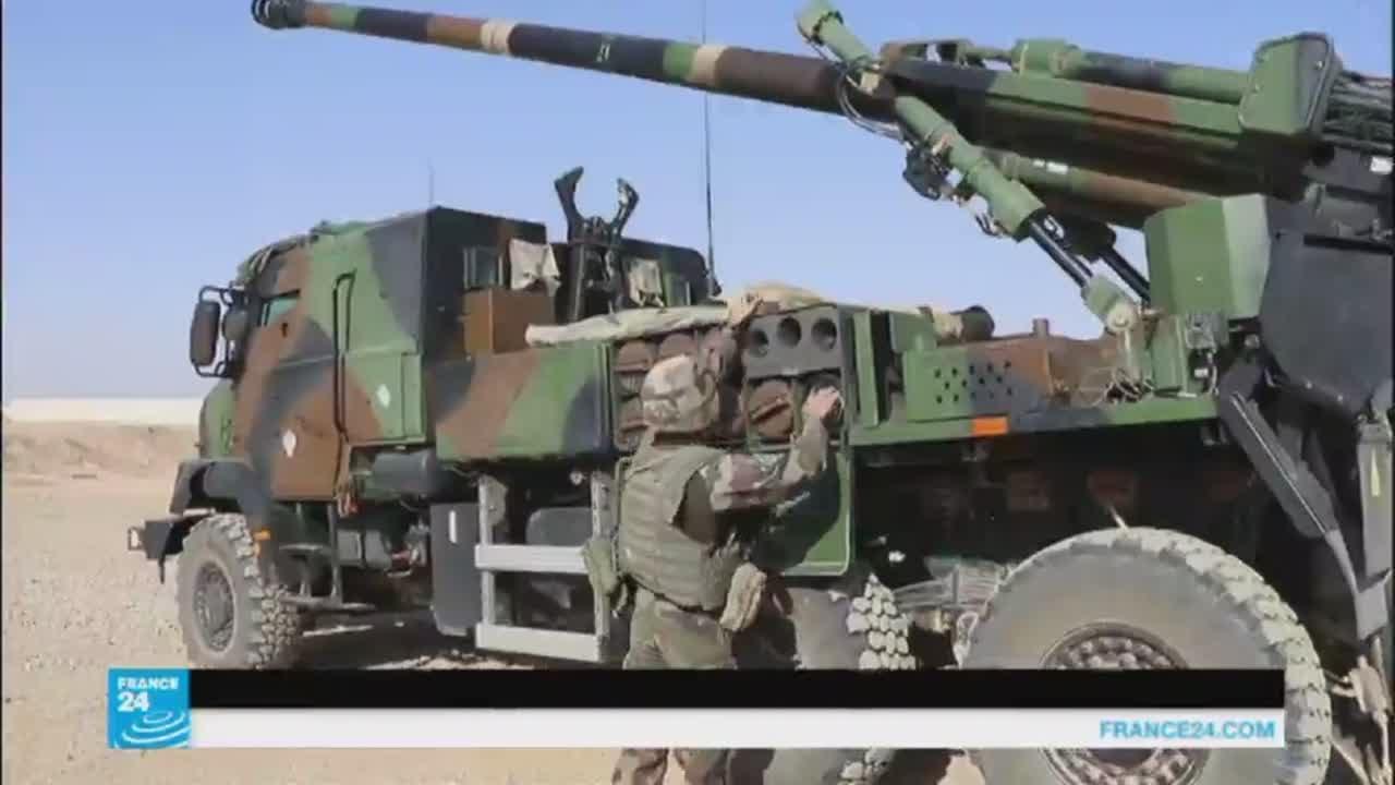 جنود فرنسيون في العراق.. ماهي مهمتهم؟