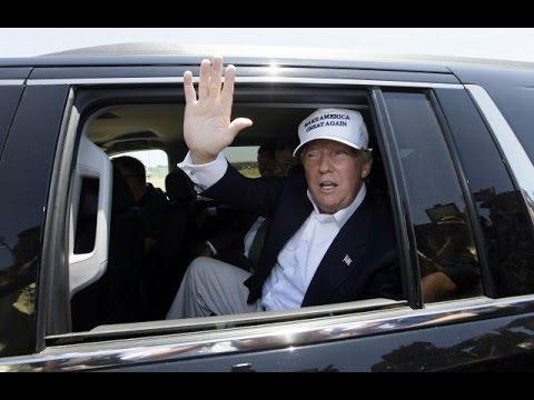 هذه هي السيارة التي سوف يستعملها الرئيس دونالد ترامب في تنقلاته وحمايته
