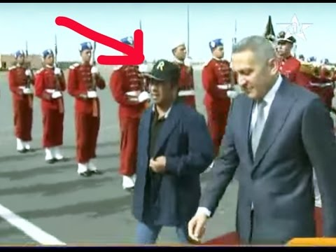 هكذا وصل رئيس جمهورية بالاو إلى المغرب للمشاركة في كوب22 بمراكش