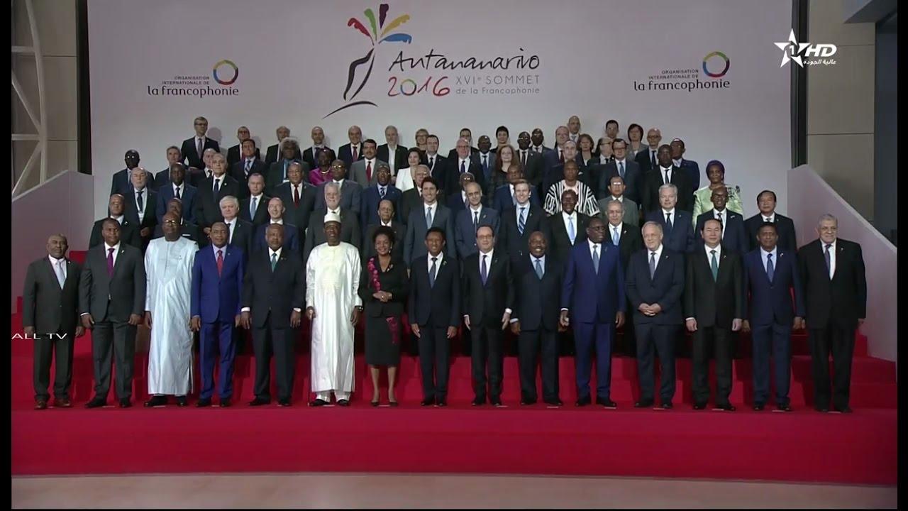 مزوار يمثل الملك في القمة المنظمة الدولية للفرنكفونية
