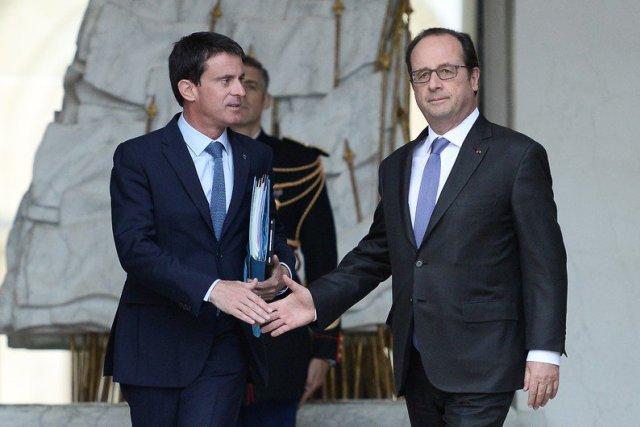 """فالس يحذر من """"موت"""" الاشتراكيين بانتخابات الرئاسة الفرنسية"""