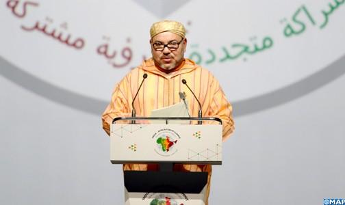الملك محمد السادس يخاطب قادة إفريقيا + نص الخطاب
