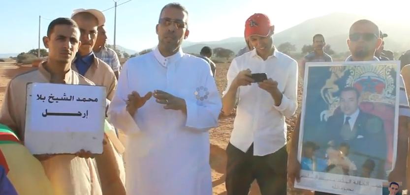 تيزنيت: الغياب المتكرر للأساتذة يخرج ساكنة آيت واحسون للإحتجاج والتصعيد +فيديو
