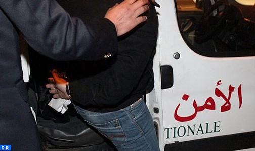 """صحافي ب""""اف ب"""" الفرنسية يرتكب حادثة سير وهو سكران امام مقر الادارة العامة للامن الوطني"""