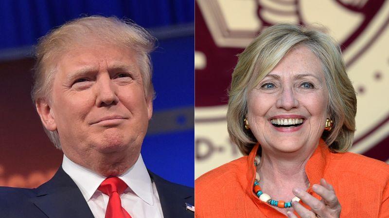 انتخابات تاريخية توصل امرأة او رجل اعمال شعبويا الى البيت الابيض