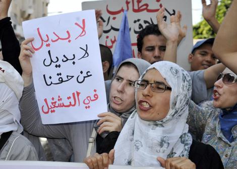 """دراسة.. 90 في المائة من الشباب المغربي يؤمنون بأهمية """"الوساطة"""" في سوق الشغل"""
