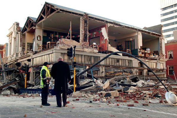 زلزال بقوة 7,4 درجات في نيوزيلاندا