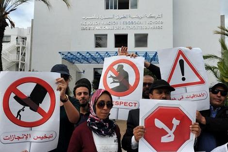 ODT:  تدق ناقوس الخطر في  تردي الأوضاع الاجتماعية داخل الشركة الوطنية للطرق السيارة بالمغرب