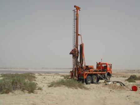 حفر  10  أبار للغاز بالمغرب