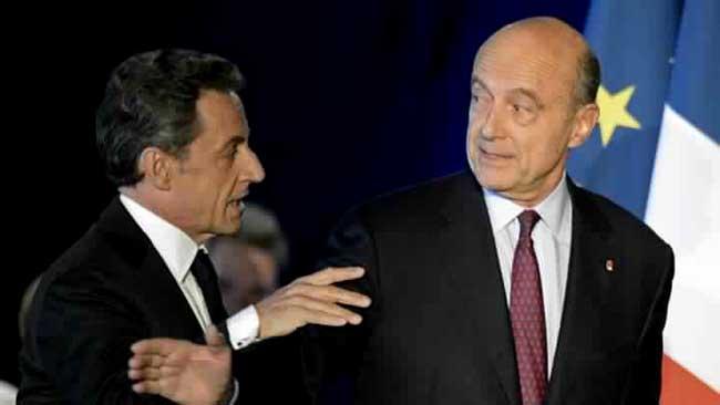 الانتخابات الفرنسية: صراع بين جوبي وفيون وساركوزي
