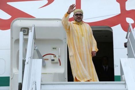 زيارة تاريخية للملك محمد السادس لمدغشقر