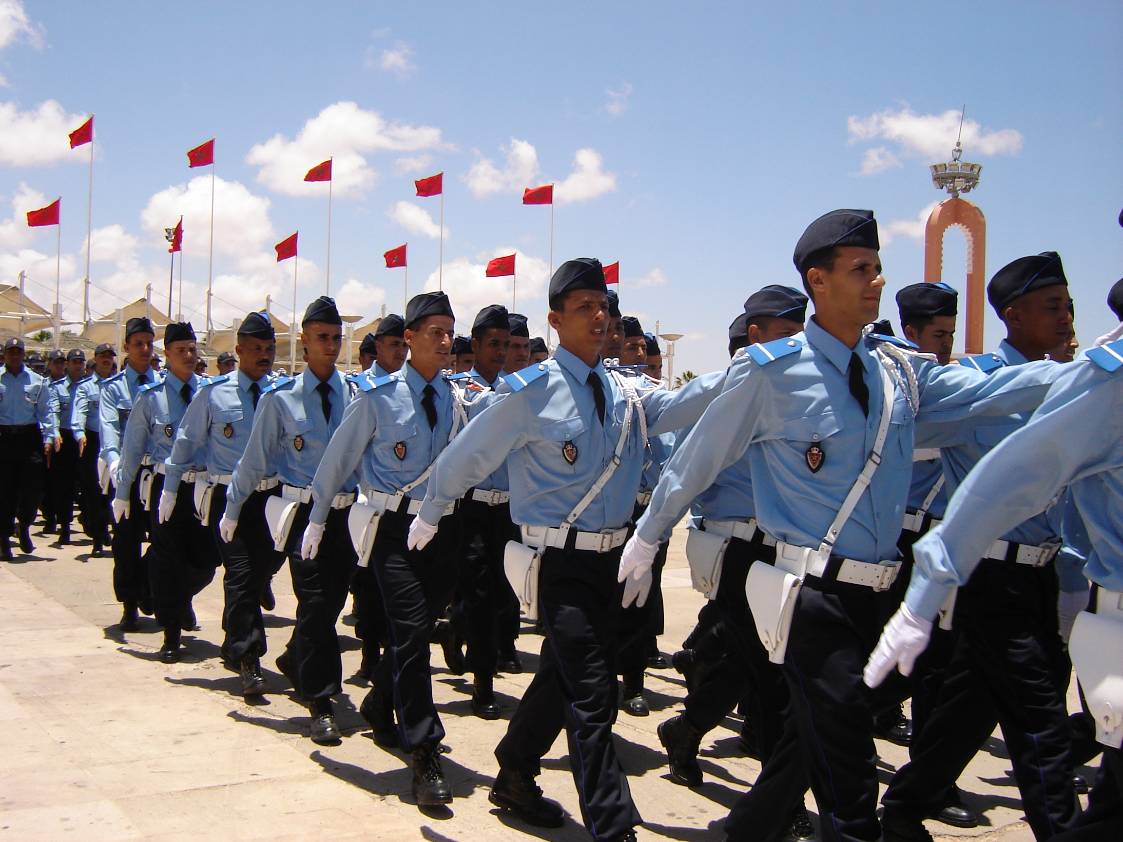 حركة انتقالية في صفوف الأمن المغربي