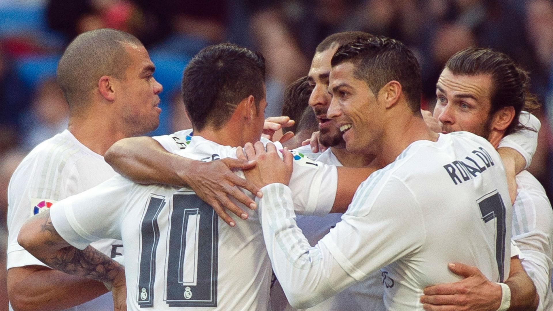 ثنائية بيل تساعد ريال مدريد المتصدر على تجاوز ليجانيس