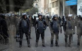"""قوات الأمن المصرية تنتشر في الشوارع تحسبا لمظاهرات حركة """" غلابة"""""""