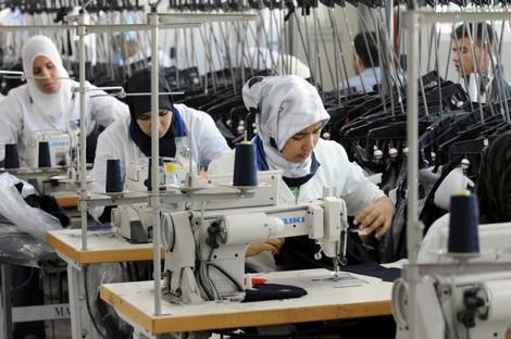 المندوبية السامية للتخطيط:  ارتفاع أسعار صناعة الملابس والنسيج