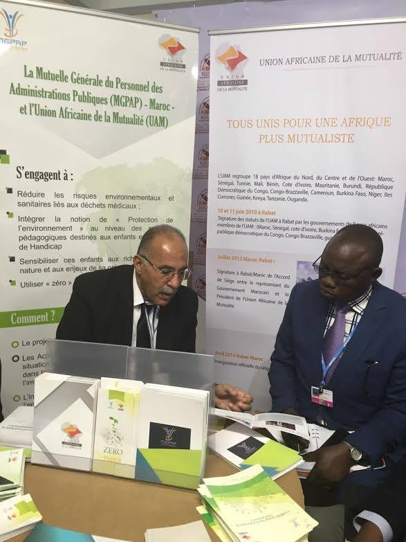 عبد المولى ينهج ديبلوماسية موازية ويلتقي وزير البيئة بالكونغو وقضايا التعاضد في صلب اللقاء