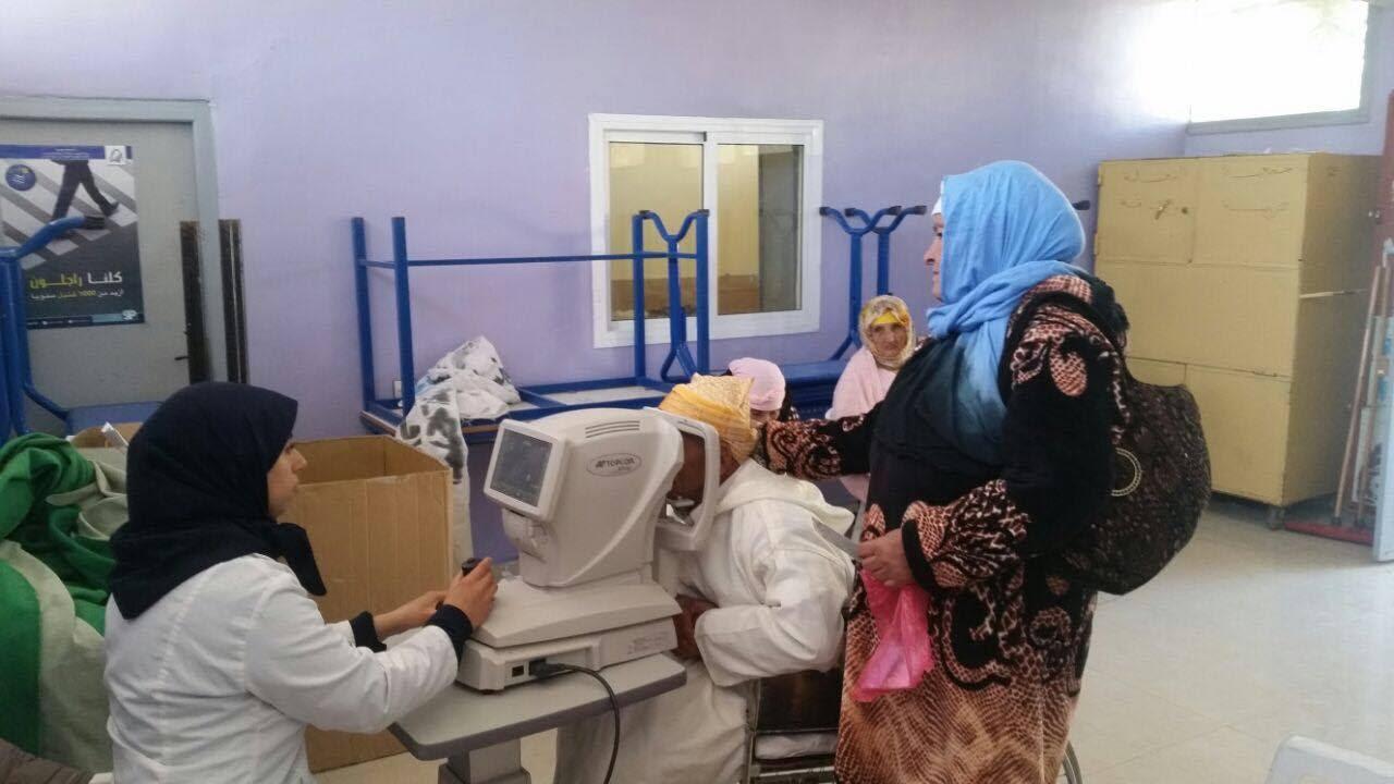 عبد المولى: البرنامج الطبي للتعاضدية في المناطق النائية يحظى بإعجاب دولي
