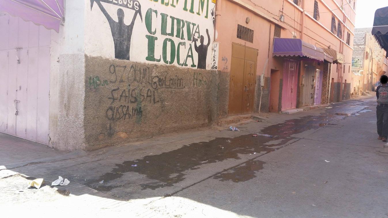 تجار شويرع موريتان بكليميم يستغيثون … ؟
