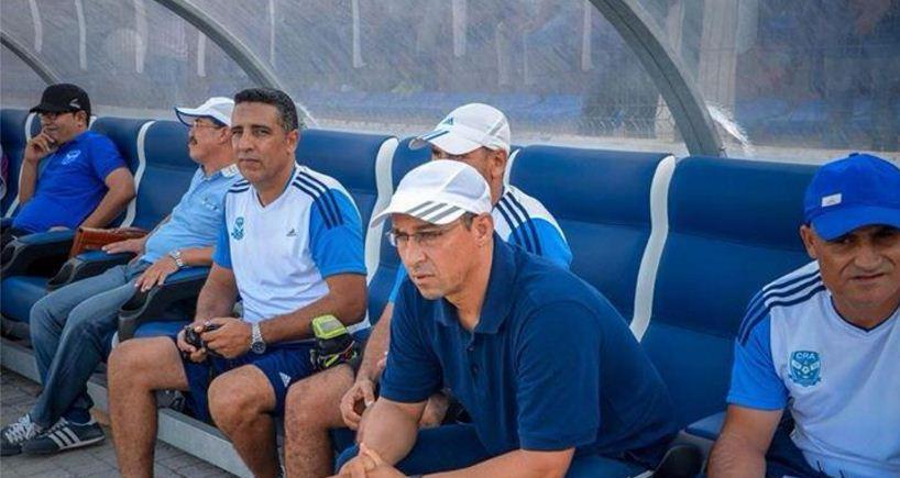 مدرب شباب الريف الحسيمي يستقيل من مهامه