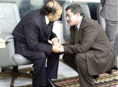 اندحار الجزائر بإفريقيا